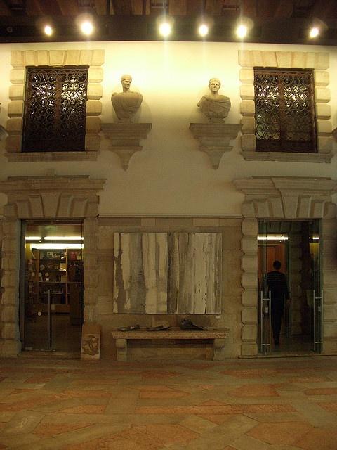 Grazia Fortuna Ward Ca' Pesaro - Venice Museum Of Modern Art