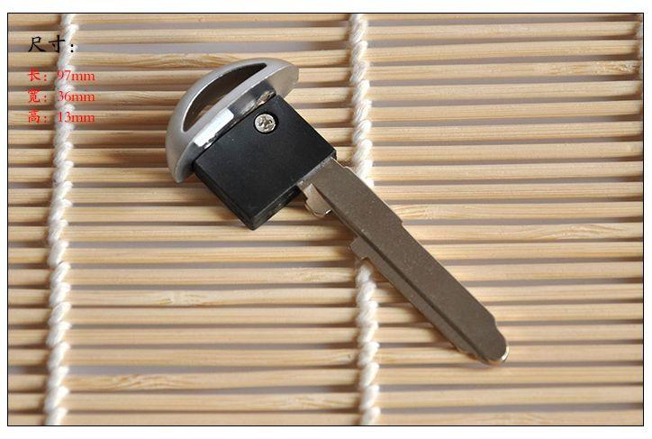 Emergency Insert Smart Key Blade For Mazda M3 M6 CX7 CX9 Smart Card key 50PCS/lot #Affiliate