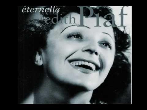 ■ Edith Piaf ■ Non, Je ne regrette rien ■ 1961