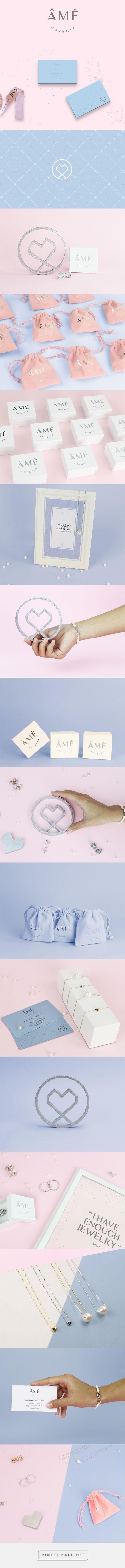 AME Joyeria Jewelry Branding and Packaging by Puro Diseno | Fivestar Branding – Design and Branding Agency & Inspiration Gallery | #BrandingInspiration