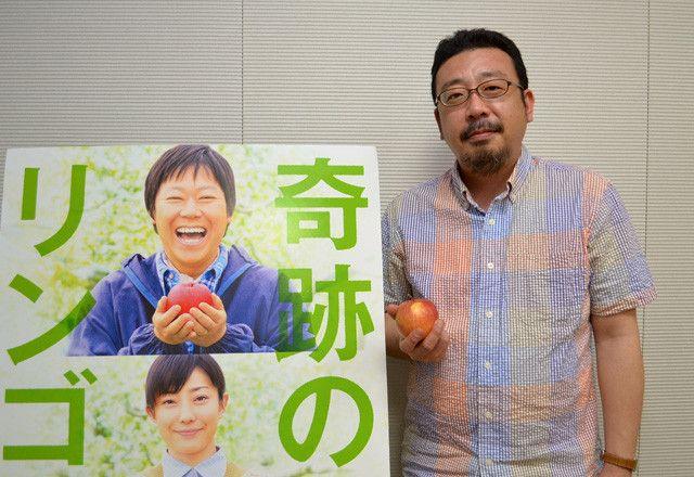 中村義洋監督、家族ドラマ「奇跡のリンゴ」で到達した新たな境地 : 映画ニュース - 映画.com