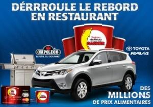 Tim Hortons : Déroulez le rebord pour gagner plein de cadeaux gratuits ! - Quebec echantillons gratuits