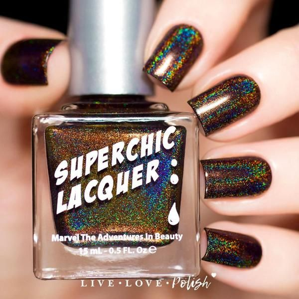 SuperChic Awesome Sauce Nail Polish (Urban Dictionary Collection)