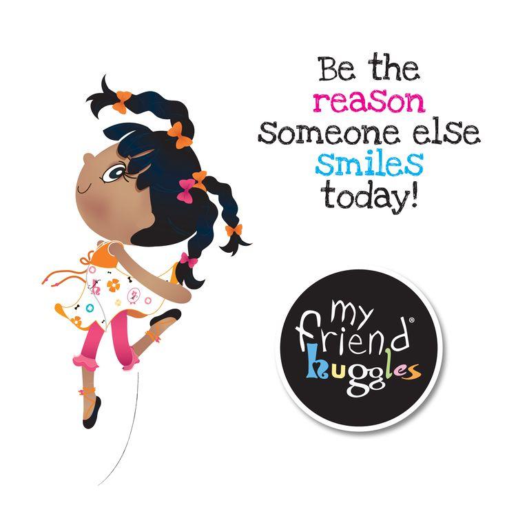 Spread the cheer! #cheerful #kira #myfriendhuggles