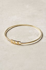$48 Wristwise Bangle: Bling, Arm Party, Anthropologie Wristwise, Dream Closet, Gold Bracelets, Aesthetic Things, Bangle, 48 Wristwise