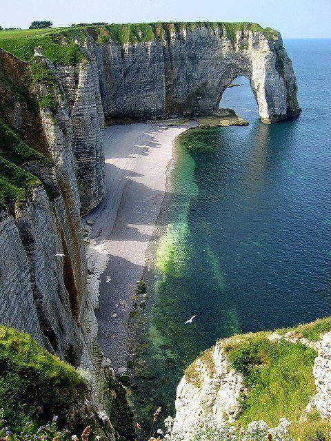 Amazing scenery