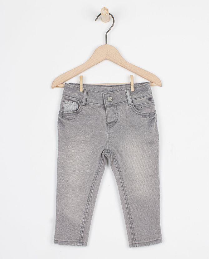 Grijze skinny jeans - JBC Webshop BE - NL