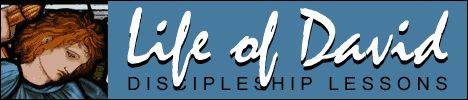 Life of David: Discipleship Lessons from 1 and 2 Samuel, by Dr. Ralph F. Wilson