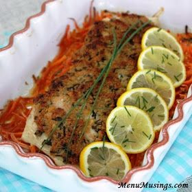Creole Red Snapper...  OMG This is the BEST Baked Red Snapper Recipe I have ever cooked!!!