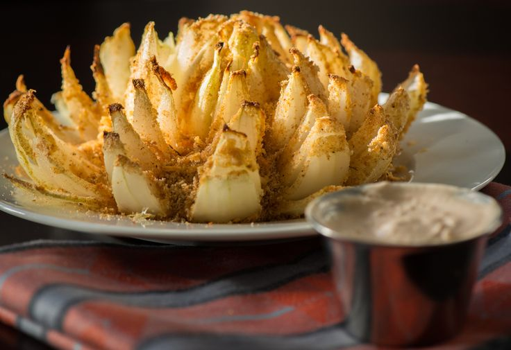 Zesty Baked Blooming Onion
