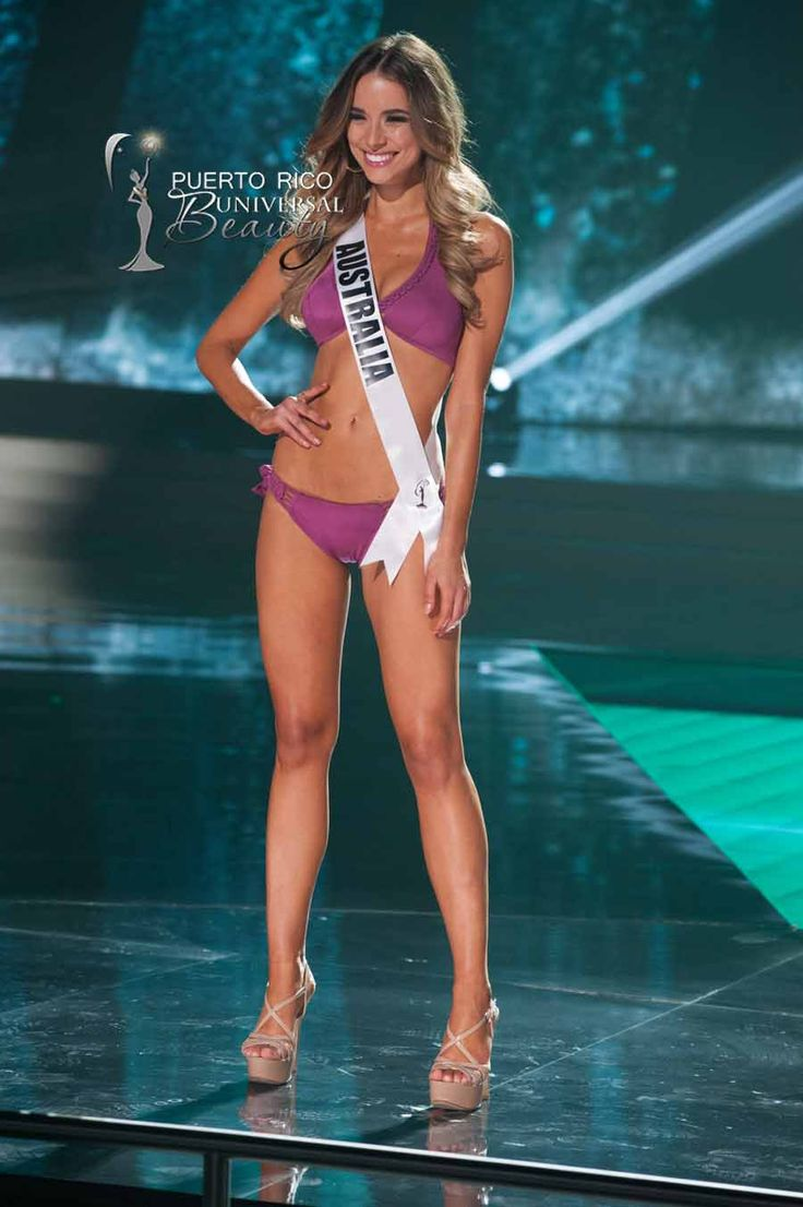 MISS UNIVERSE 2015 :: PRELIMINARY SWIMSUIT COMPETITION   Monika Radulovic, Miss Australia 2015, competes on stage in Yamamay swimwear featuring footwear by Chinese Laundry during The 2015 MISS UNIVERSE® Preliminary Show at Planet Hollywood Resort & Casino Wednesday, December 16, 2015. #MissUniverse2015 #MissUniverso2015 #MissAustralia #MonikaRadulovic #PreliminaryCompetition #Swimsuit #LasVegas #Nevada