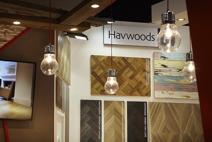 Havwoods UK at 100% Design 2014