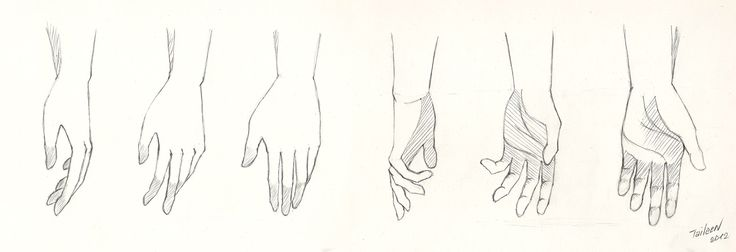 3 views of your hand drawing - Google Search | Art Class ...