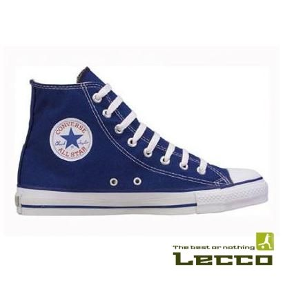 Женские кеды Converse All Star High Blue