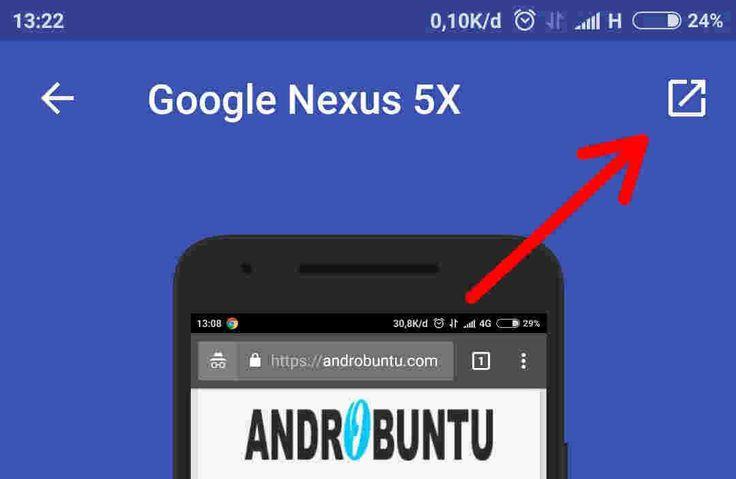 Cara Membuat Screenshot Lengkap Dengan Gambar Smartphone Android