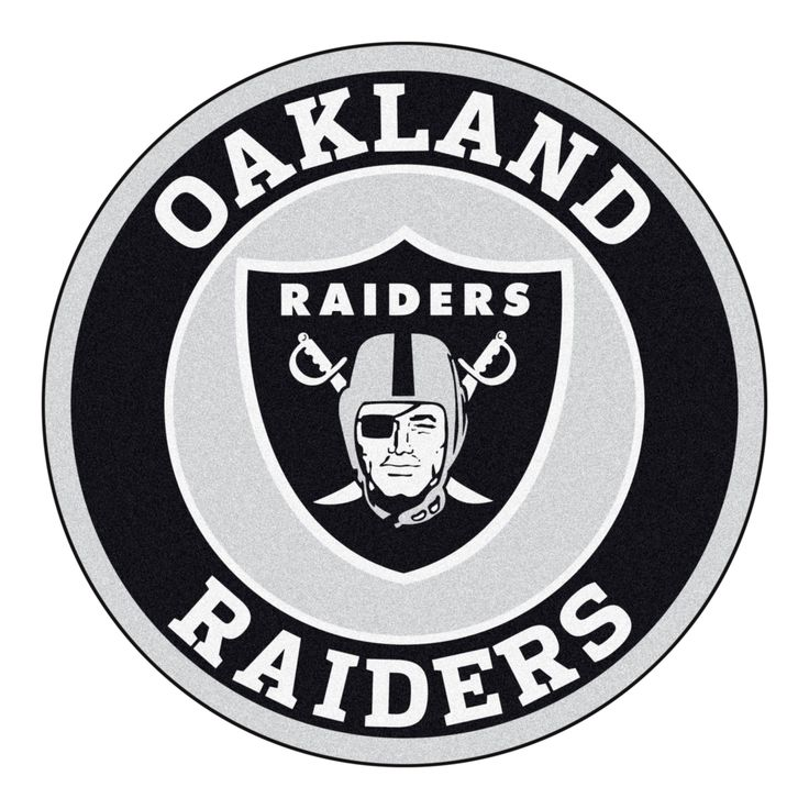 Images Oakland Raiders Logo Raidaaaaaaahs Pinterest