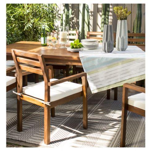 M s de 25 ideas incre bles sobre comedores al aire libre for Muebles para terraza al aire libre