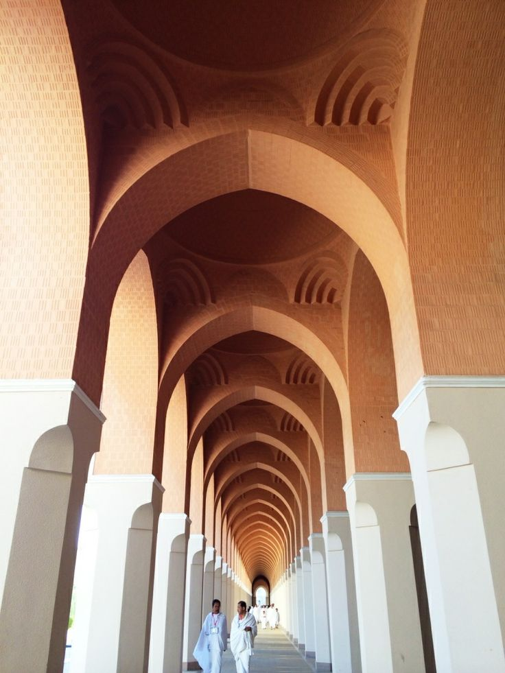 Miqat #islam #arch #mosque #architecture #umrah - Mdzjfr