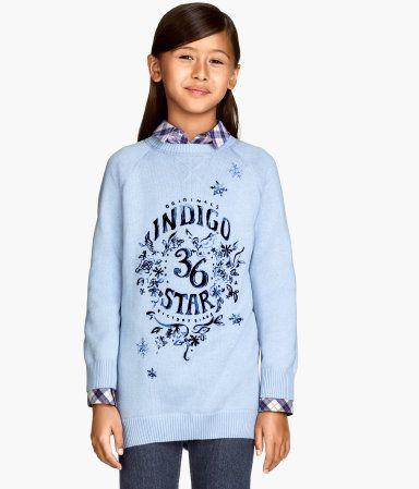 H&M Girls sweater