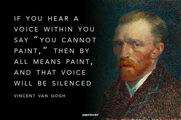 Do You Hear The Voice Within? It is Speaking!