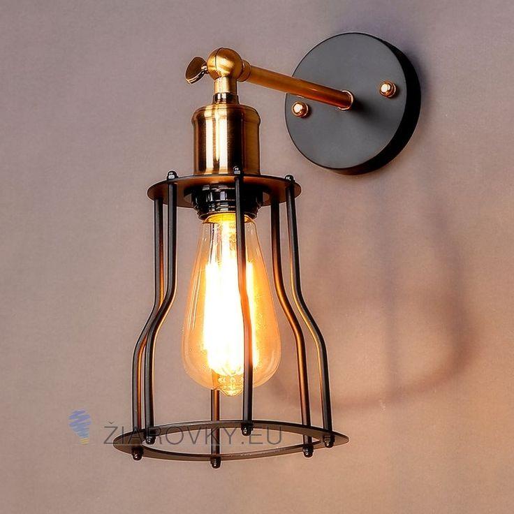 Toto starodávne svietidlo sa nesie v historickom duchu a zaručí obdiv vo Vašej domácnosti. Je unikátne vďaka materiálu a historickému prevedeniu