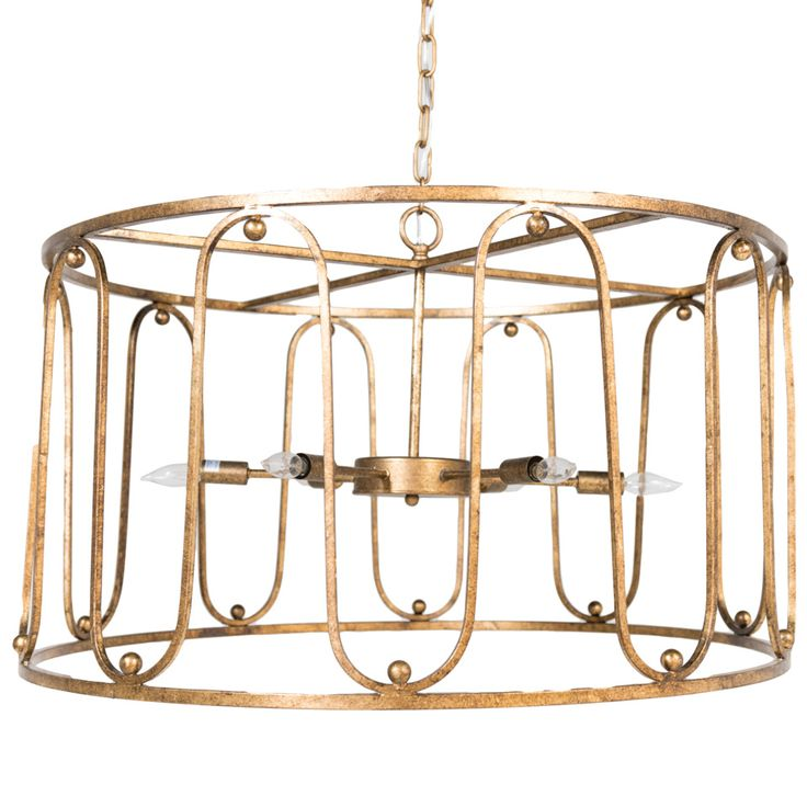 The Gabby Lighting Harvey Chandelier Presents Antique Inspiration With A Thoroughly Modern Spin Central