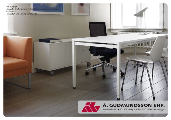 Flex Skrifstofuhusgogn Flex Office Furnitures Furniture