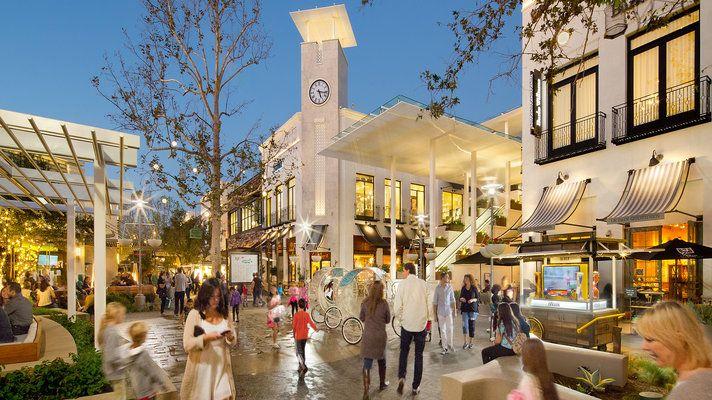 Westfield Topanga The Village Los Angeles Mall Topanga Shopping Mall Los Angeles