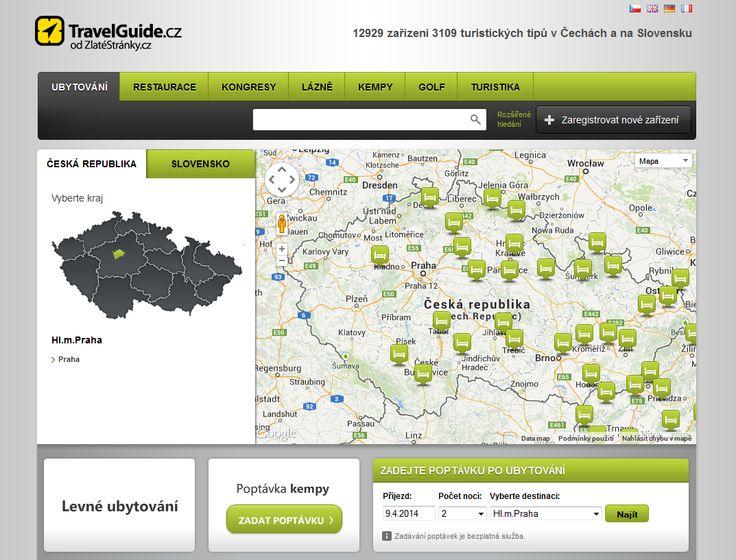 TravelGuide.cz je nejen internetový, ale i mobilní a tištěný katalog poskytovatelů služeb cestovního ruchu.  #Mediatelcz #Hotel #Dovolena