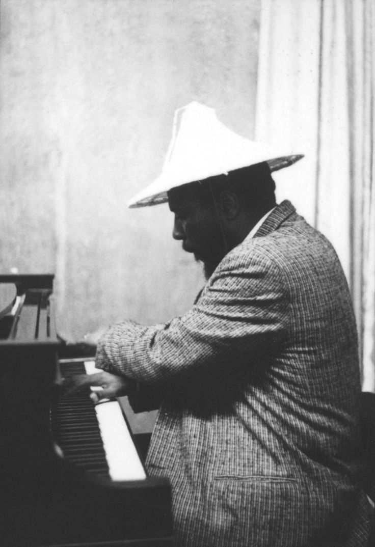 CREDIT COURTESY OF ARNAUD BOUBET / PRIVATE COLLECTION New Thelonious Monk Album Emerges From the Soundtrack to a Classic French Film | WBGO