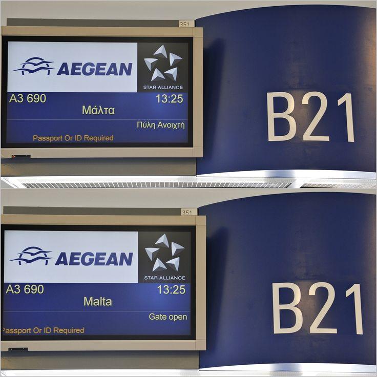 "Athens International Airport ""Eleftherios Venizelos"""