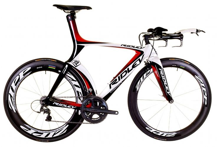 Love this Tri bike ... if I ever, this'll be the one.