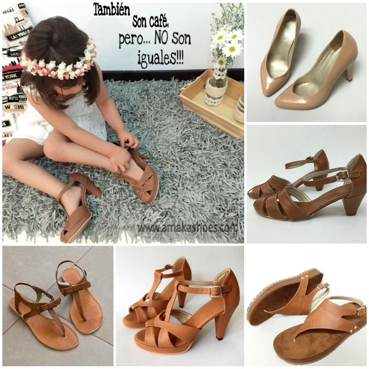 Para las amantes de los zapatos www.amakashoes.com