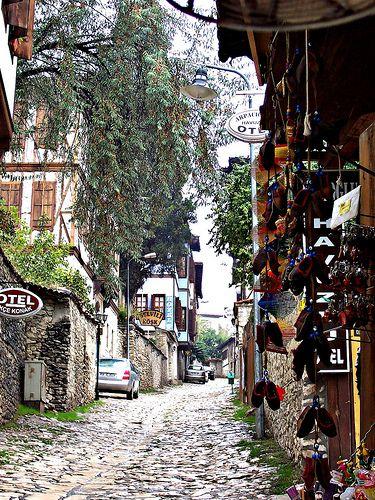 Safranbolu Streets,Karabuk,Turkey