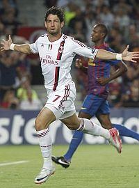 Pato, al Corinthians