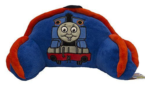 Mattel Thomas The Tank Engine Coral Fleece Bed Rest Pillo...
