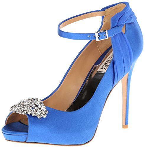 Badgley Mischka Women's League Platform Pump on shopstyle.com
