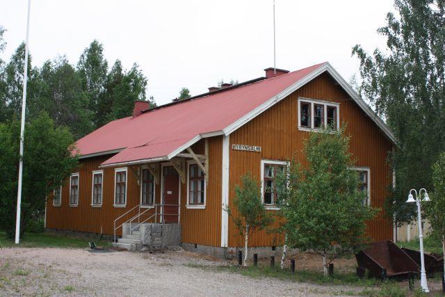 Hyrynsalmen rautatieasema
