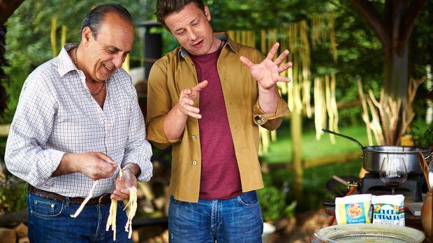 Jamies Wohlfühlküche - Essen, das glücklich macht - Jamie Oliver - sixx