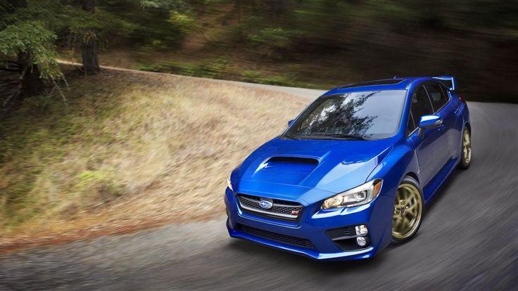 2015 Subaru WRX STI: This Is It