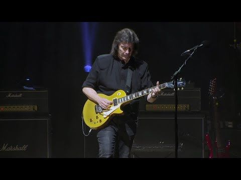 (13) STEVE HACKETT - Wuthering Nights: Live In Birmingham (Official Trailer) - YouTube
