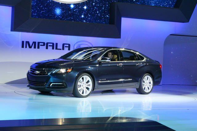 2014 Chevrolet Impala SS Specs | Top Car Magazine