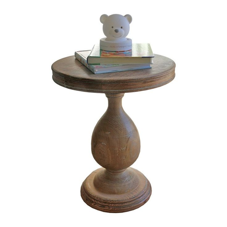 Hand-crafted Sebastian Side Table