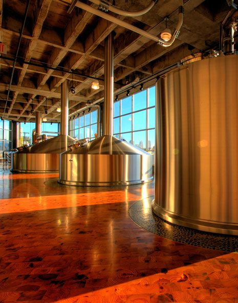360 architecture boulevard brewery the food shed for Design homes lathrop missouri