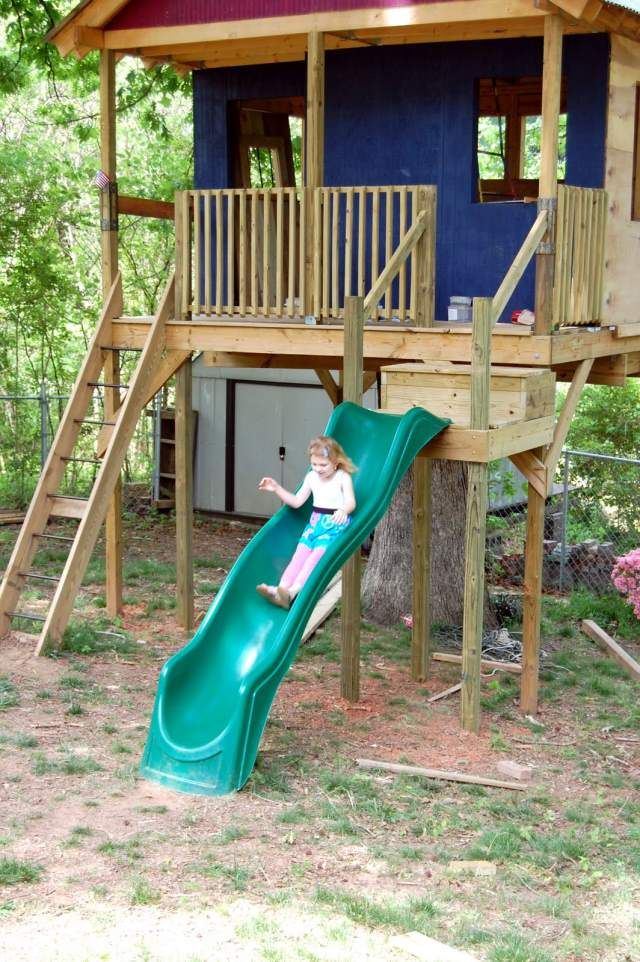 13 Tree Houses Your Kids Will BEG You To Build Part 43