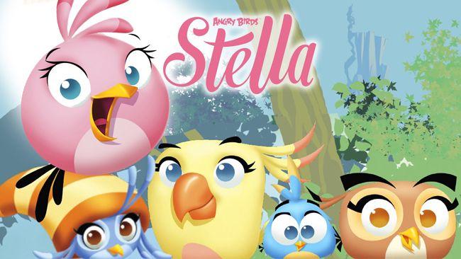 Angry Birds Stella Hack