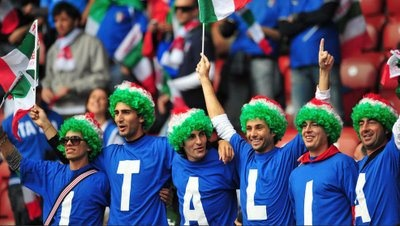 Forza Azzurri :) #Italia #europei
