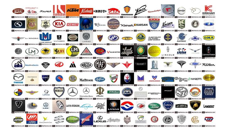 Car Brands – List with Brand Information