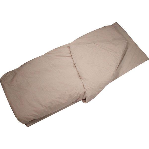 DUVALAY Memory Foam Sleeping Bag