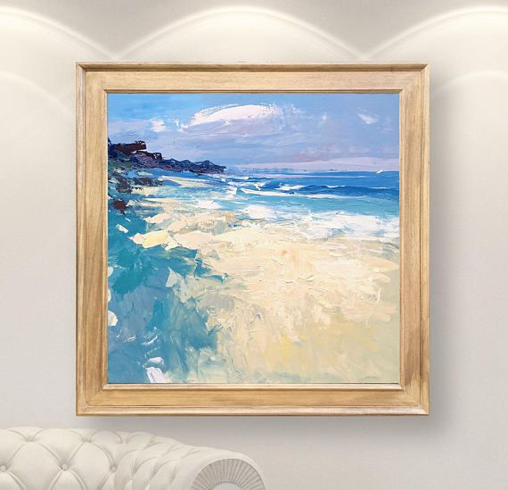 839 best Water scenes images on Pinterest Waves, Ocean waves and - new certificate of authenticity painting